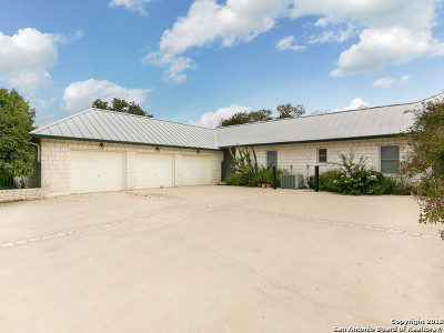 La Vernia, Marion, Adkins, Floresville, Stockdale Single Family Home For Sale: 6838 State Highway 97 E