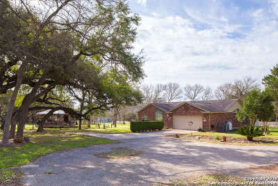 Canyon Lake Single Family Home For Sale: 14147 Fm 306