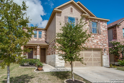 San Antonio Single Family Home Price Change: 9131 Canter Horse