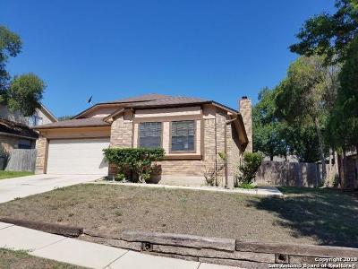 Schertz Single Family Home For Sale: 3613 William Scarbrough