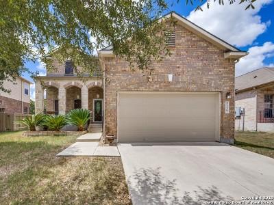 Schertz Single Family Home For Sale: 5137 Eagle Valley St