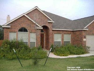 Helotes Single Family Home For Sale: 16010 La Madera Rio