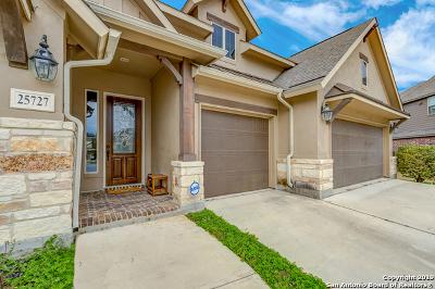 San Antonio Single Family Home For Sale: 25727 Coreopsis