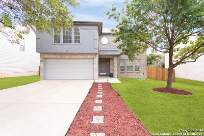 Bexar County Single Family Home For Sale: 7610 Forest Vale
