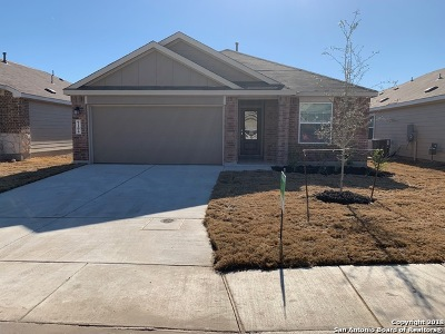 Converse Single Family Home For Sale: 9106 Longhorn Park