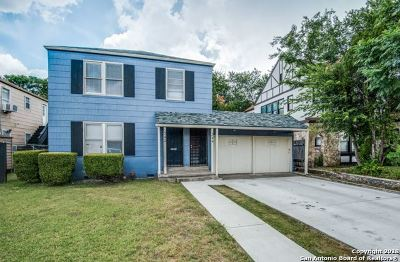 Bexar County Multi Family Home For Sale: 342 Donaldson Ave
