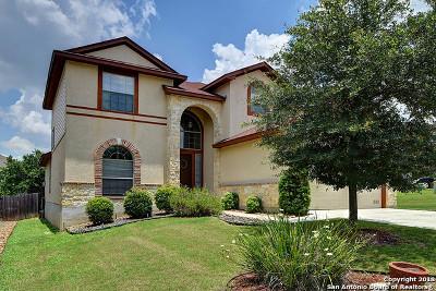 Boerne Single Family Home For Sale: 8711 Gelvani Grove