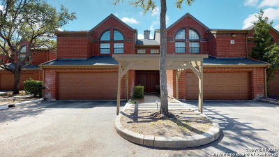 San Antonio TX Condo/Townhouse Active Option: $190,000
