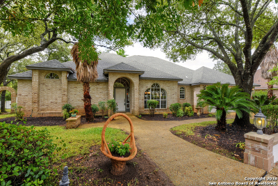 Single Family Home For Sale: 3906 Heights Way