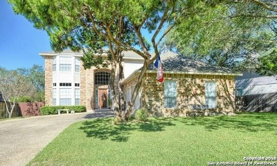 San Antonio Single Family Home For Sale: 17915 Fawn Knoll