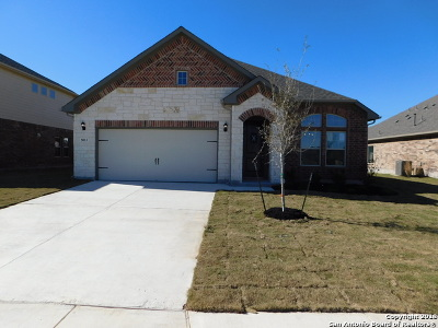 Guadalupe County Single Family Home For Sale: 5013 Arrow Ridge