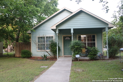 Seguin Single Family Home For Sale: 403 Vera Cruz St