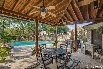 Single Family Home Active Option: 17514 Sapphire Rim