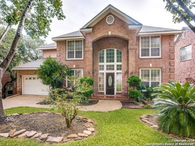 San Antonio Single Family Home Price Change: 8718 Prince Heights