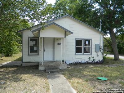 Seguin Single Family Home For Sale: 241 Benbo St