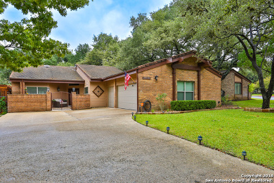 Fair Oaks Ranch Single Family Home Active Option: 29518 Terra Vista