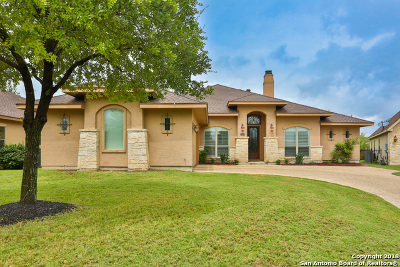 Comal County Single Family Home For Sale: 30107 Cibolo Run