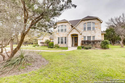 New Braunfels Single Family Home Price Change: 27507 Fels Mauer Blvd