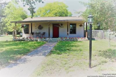 Atascosa County Single Family Home For Sale: 14935 Adams St