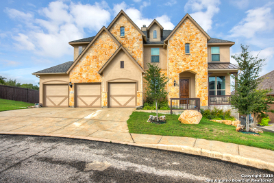 Boerne Single Family Home For Sale: 26407 Bentley Run