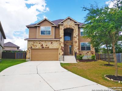Cibolo Single Family Home For Sale: 324 Ranch House Rd