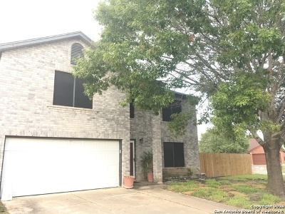 Converse Single Family Home For Sale: 7910 Cherry Glade