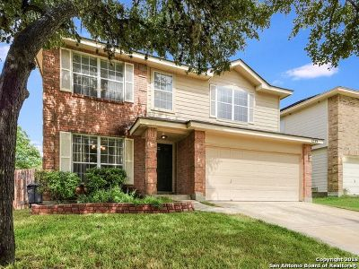 San Antonio Single Family Home For Sale: 1235 Bobcat Pass