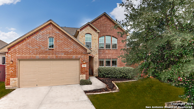 San Antonio Single Family Home Price Change: 3310 Gazelle Range