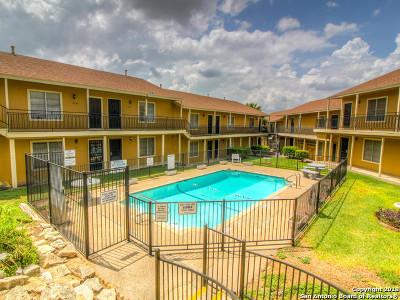San Antonio Condo/Townhouse Back on Market: 911 Vance Jackson Rd #108