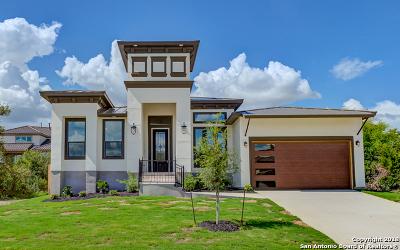 Bexar County Single Family Home Price Change: 16118 Salto Del Agua