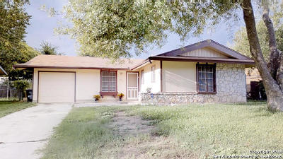 San Antonio TX Single Family Home Back on Market: $125,500