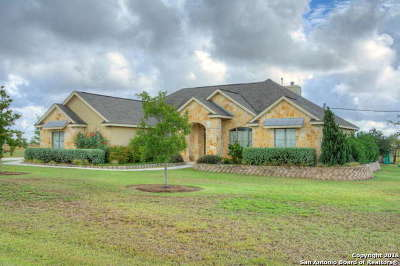 Floresville Single Family Home Price Change: 124 Gentle Breeze