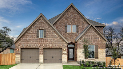 Boerne Single Family Home For Sale: 135 Boulder Creek