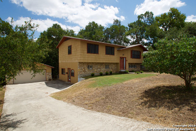 San Marcos Single Family Home For Sale: 113 Ridgeway Dr