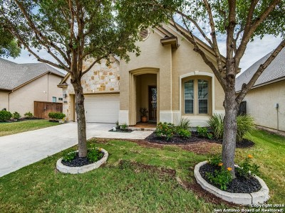 San Antonio Single Family Home For Sale: 3643 Tea Rose Glen
