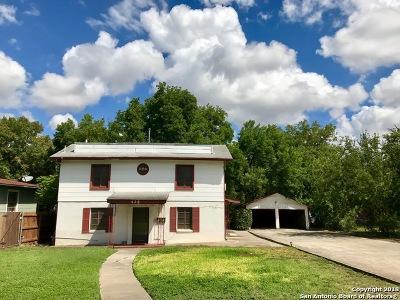Bexar County Multi Family Home For Sale: 435 Brees Blvd