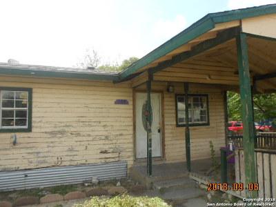 San Antonio Single Family Home For Sale: 104 Marietta St