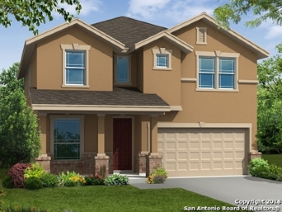 Bexar County Single Family Home For Sale: 6838 Dashmoor Creek