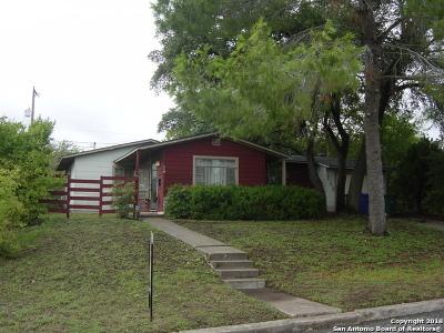 San Antonio TX Single Family Home Back on Market: $139,950