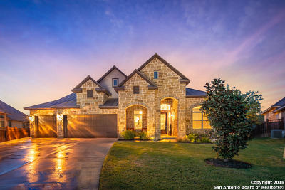New Braunfels Single Family Home For Sale: 868 Boomerang Ct