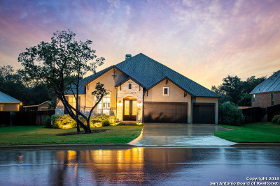 New Braunfels Single Family Home Active Option: 951 Wilderness Oaks