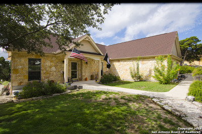 Canyon Lake Single Family Home For Sale: 812 Flaman Rd
