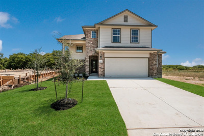 Schertz Single Family Home Price Change: 12460 Belfort Pt.