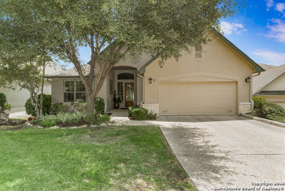 San Antonio Single Family Home Price Change: 198 Grassmarket