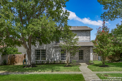 San Antonio TX Single Family Home Back on Market: $247,000