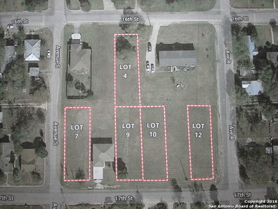 Hondo Residential Lots & Land For Sale: 1707 16th St