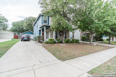 San Antonio Single Family Home Back on Market: 422 Willow Grove Dr