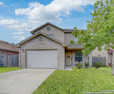 Converse Single Family Home For Sale: 6708 Meadow Ash Dr