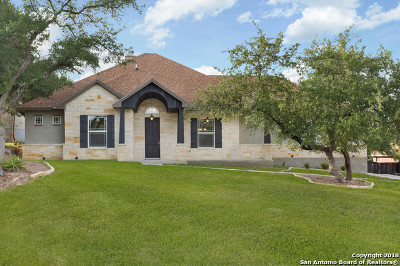 San Antonio Single Family Home Active Option: 723 Silent Hollow
