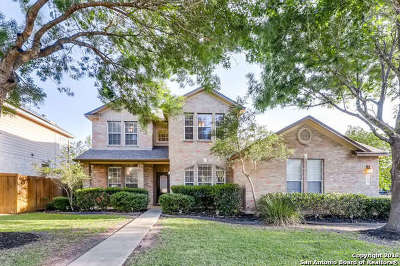 San Antonio Single Family Home For Sale: 2630 Manor Ridge Ct